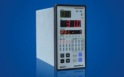 8/16/24-Channel Scanner / Protection Relay cum Data Logger 85XX+