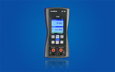 Loop Calibrator Manufacturers iCAL LC12 Measuring loop Current with graphical interface for Pharmaceutical, Power Generation Distribution, Petro Chemical Mining Industries Automation Instrumentation