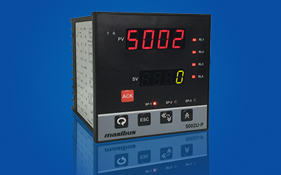 ON OFF and Proportional Controller 5002U-P for Industrial Automation Instrumentation Company Masibus India