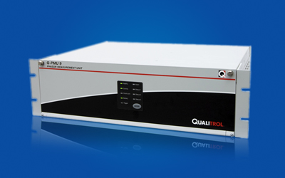 Fault Recording Systems Qualitrol Q-PMU 9 Phasor Measurement Power Generation Distribution Industries, metal Industry, Solar Education & research Institutes