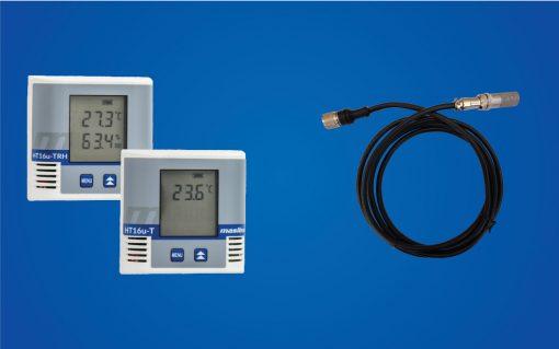 Humidity Temperature Smart Logger Data Acquisition Products Masibus India